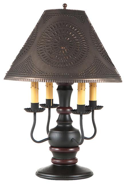Sturbridge Collection Cedar Creek Lamp Farmhouse Table Lamps by House o