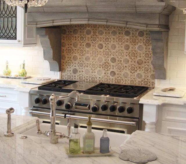 Mediterranean Tiles Kitchen: Tabarka Mediterranean 26