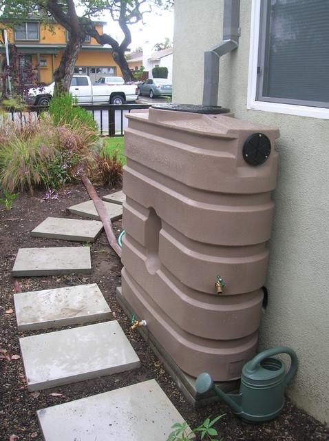 Rainwaterharvesting Los Angeles By Gutter Depot
