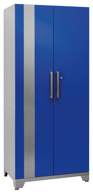 Performance Plus Series Locker Cabinet - Industrial - Garage And Tool Storage - by NewAge Products