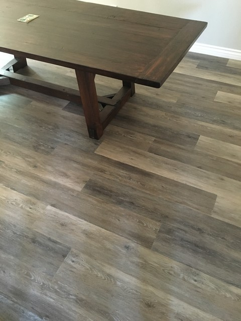 Coretec Plus- Blackstone Oak - Rustic - Vinyl Flooring - other metro - by Stephen Olsen - Pierce ...