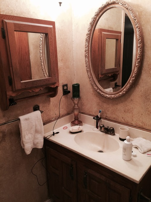 Small hall bathroom for Small hall bathroom remodel ideas