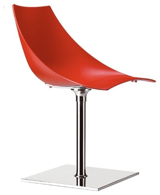 Modele Cuisine Traditionnelle Francaise : Chaise Tournante Design HPB Parri  Contemporain  Chaise de Salle à