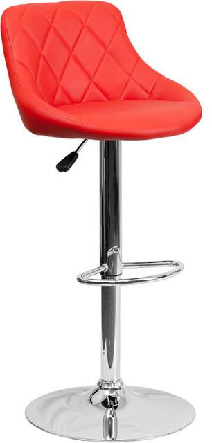 Adjustable Height Bar Stool contemporary bar stools and kitchen stools