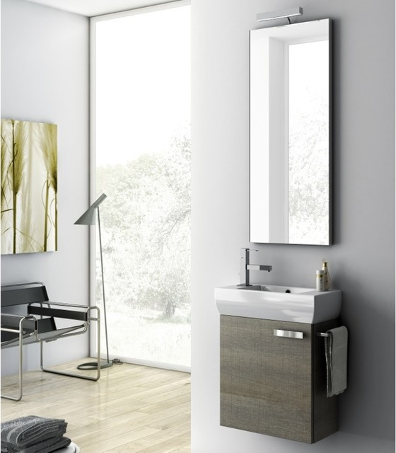 18 Inch Vanity With Sink : 18 Inch Bathroom Vanity Set contemporary-bathroom-vanities-and-sink ...