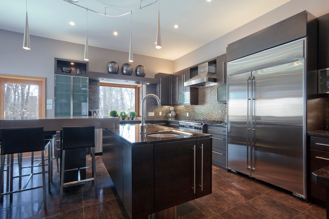Renovation Winnipeg contemporary-kitchen