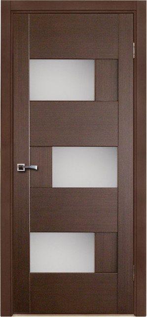Dominika contemporary interior door contemporary for Contemporary interior doors