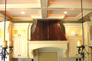 Craftsman Range Hood Traditional Range Hoods And Vents