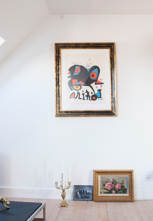 My Houzz: Art, Antiques and Heirlooms Glow in Copenhagen