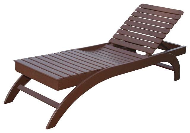 Greenwood summerset lounge black indoor chaise lounge for Brown chaise lounge indoor