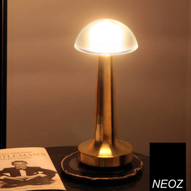 neoz cooee 1 cordless table lamp contemporary table lamps los. Black Bedroom Furniture Sets. Home Design Ideas