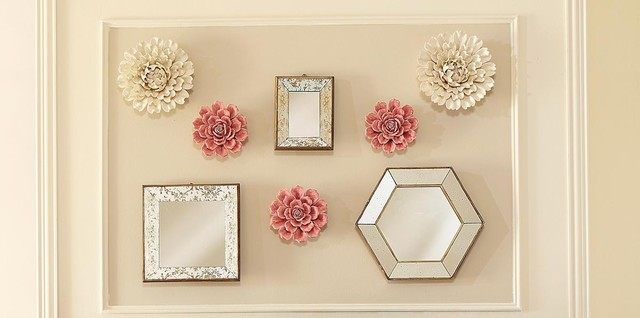 Wall Decor Flowers amazing wall flower decorations photos - home decorating ideas and