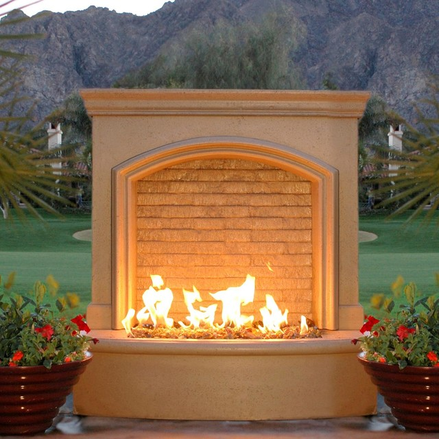 American Fyre Designs 46 Inch Outdoor Natural Gas Small