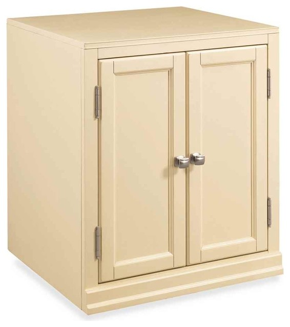 ... in Buttermilk Finish - Transitional - Storage Cabinets - by ShopLadder