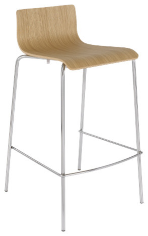 Verdi tabouret de bar modern bar stools and kitchen stools by habitat o - Tabouret bar habitat ...