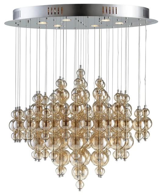 cyan design large bubbles cash contemporary pendant light. Black Bedroom Furniture Sets. Home Design Ideas