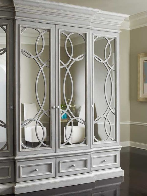 ... American Treasures East Hampton Display /Media Cabinet furniture