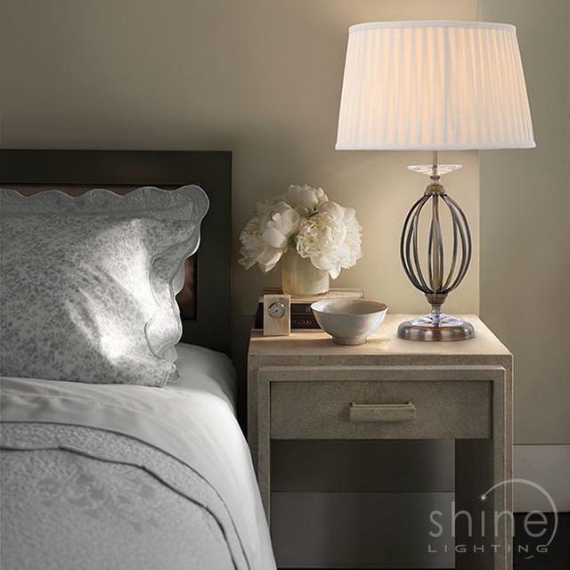 traditional bedroom lamps, Bedroom decor