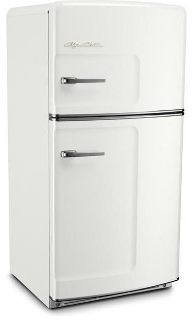 Retro Fridge - Midcentury - Refrigerators - by Big Chill