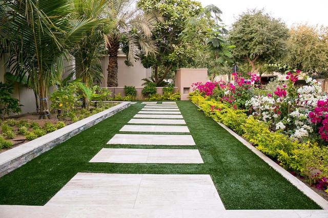 Ranches villa by hortus landscaping team hortus for Garden design dubai