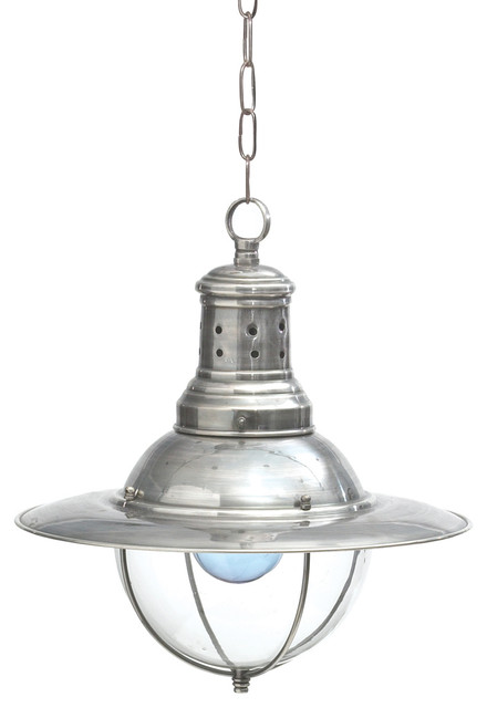 Vintage Style Glass Dome Factory Light By Go Home Ltd Industrial Pendant Lighting By Red