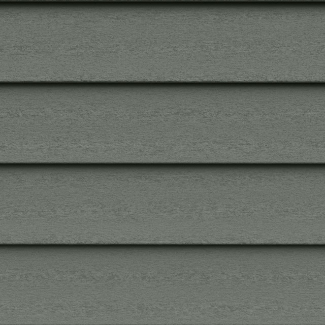 Haven 174 Insulated Siding In Shamrock Traditional