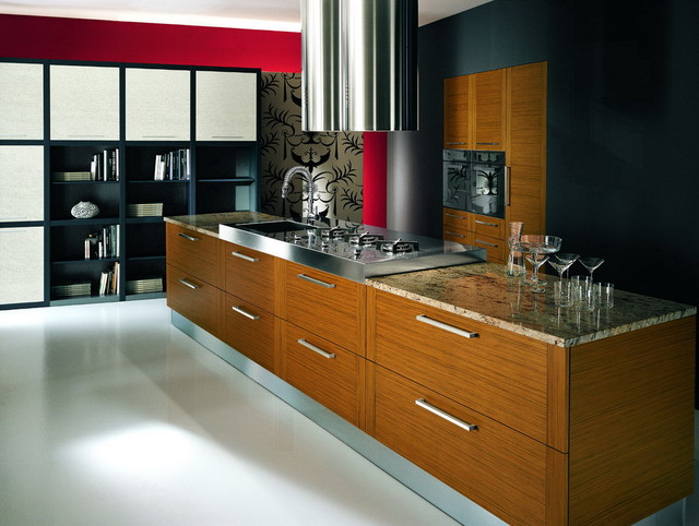 San Diego Contemporary Kitchen Design And Cabinets Contemporary San Diego By Italian