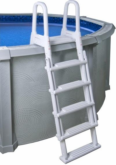 A Frame Above Ground Pool Ladder By Splash Contemporary Hot Tub And Pool Accessories By