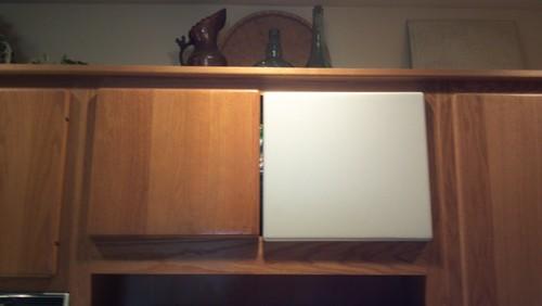 12 month challenge Oak Kitchen Cabinets Slab Panel Doors