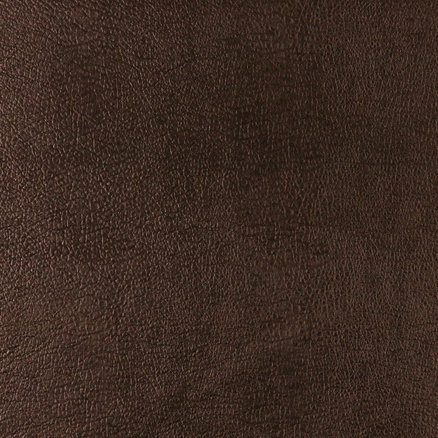 Brown Leather Grain Upholstery Faux Leather By The Yard - Contemporary - Upholstery Fabric - by ...