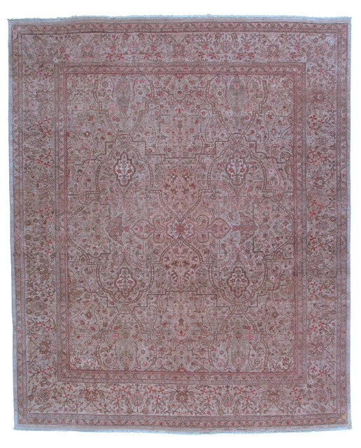 Natural Dye Muted Traditional Rugs Traditional Rugs