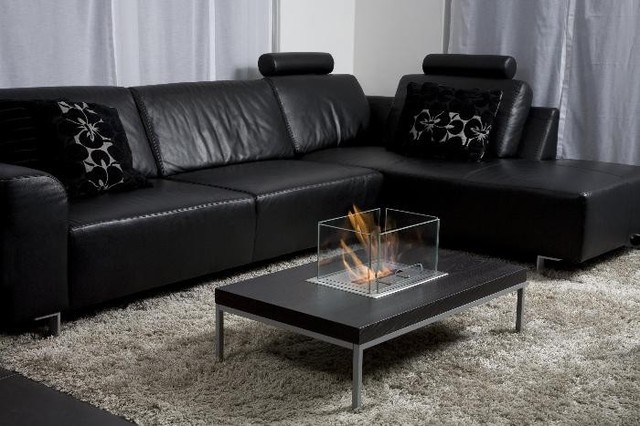 Insert Table Bio Ethanol Fireplace Indoor Fireplaces