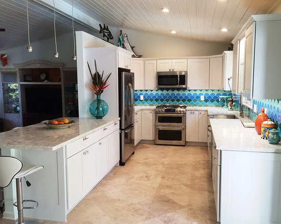 Affordable caribbean kitchen home design ideas pictures for Caribbean kitchen design ideas