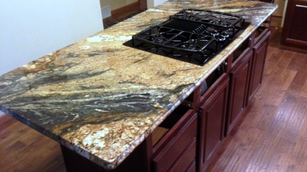 Exotic Stone Countertops : Exotic granite slabs kitchen countertops other by