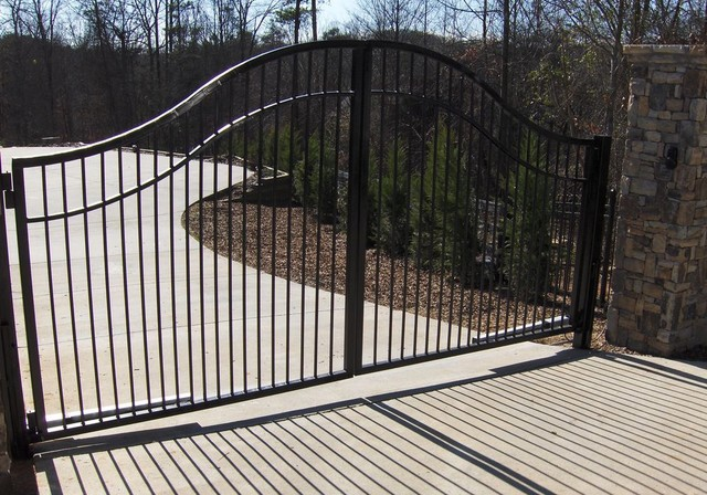 Retaining And Decorative Walls Fences Columns And Gates
