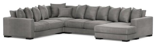 LEONARDO SECTIONAL Contemporary Sectional Sofas