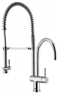 kitchen faucet vg02006ch modern kitchen faucets new york by
