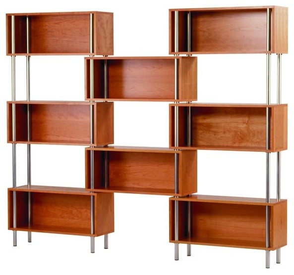 Blu Dot Chicago 8 Box Shelf Contemporary Display And