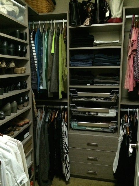 His and hers walk in closets contemporary chicago av for His and hers walk in closet