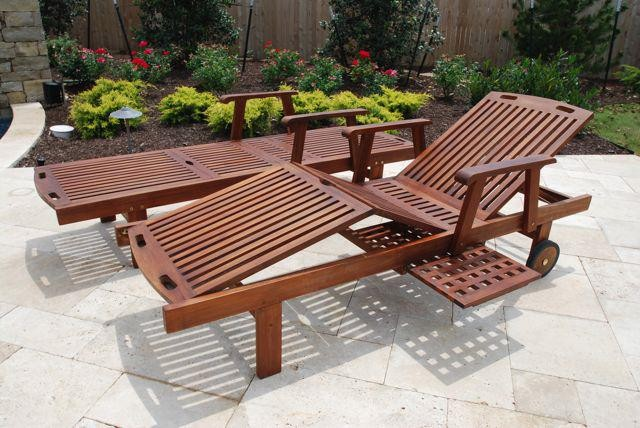 Teak outdoor furniture sun loungers oklahoma city by for Outdoor furniture essex