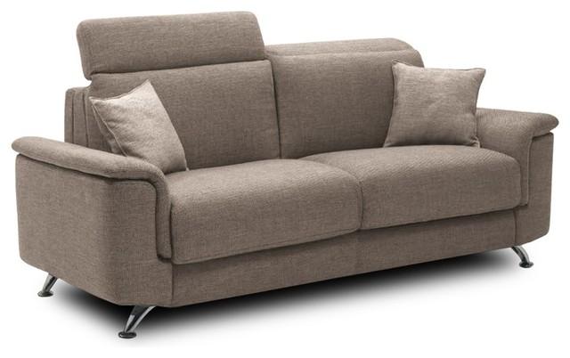 canap 3 places empire convertible rapido 140 195 14cm. Black Bedroom Furniture Sets. Home Design Ideas