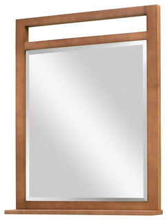 Lawton Bathroom Mirror Small Craftsman Bathroom Mirrors
