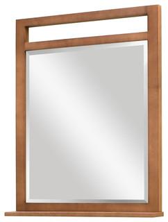 Lawton bathroom mirror small craftsman bathroom mirrors for Craftsman mirrors bathroom