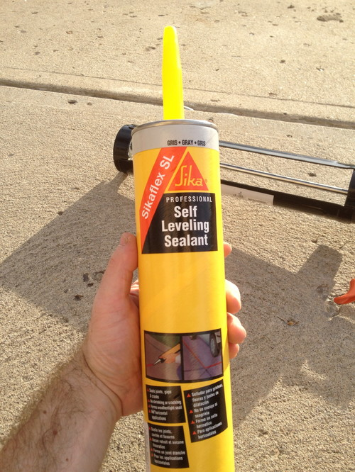 Self Leveling Siding : Keeping your concrete crack resistant