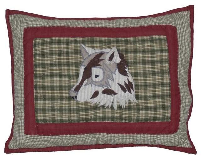 Decorative Pillows Rustic : Call Of The Wild Crib Toss Pillow 16