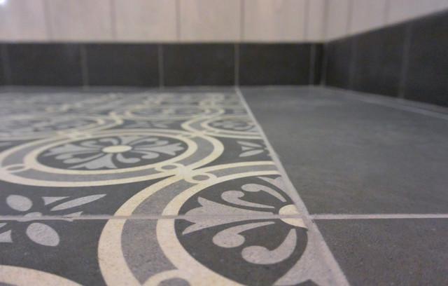 Pattern and Printed tiles Bauhaus Look von Ceramic Planet