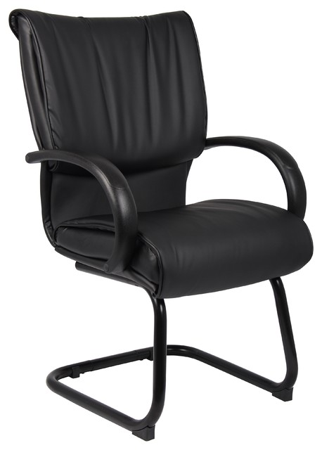 guest chair contemporary office chairs by boss office products