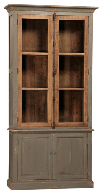 Provence Cabinet - Farmhouse - China Cabinets And Hutches - by Marco Polo Imports