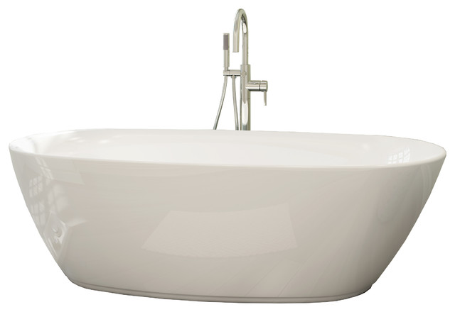 Sequana All In One Free Standing Tub Combo Contemporary