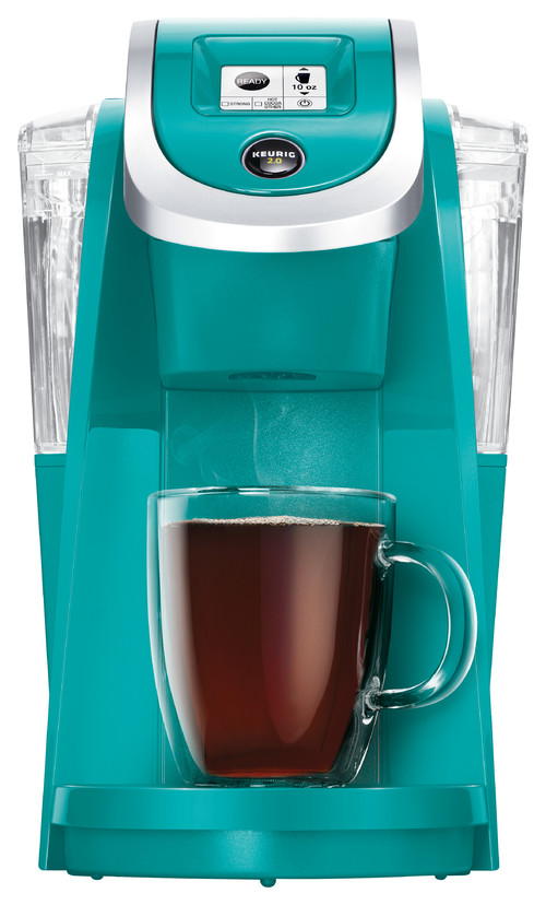 Can a carafe be used with 250 Keurig?